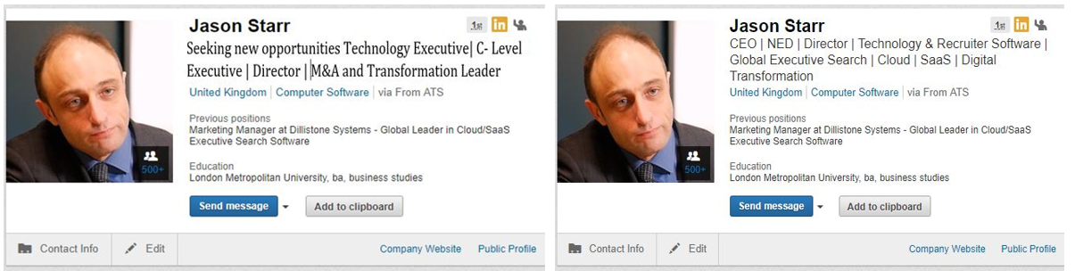 Alternative Linkedin Taglines