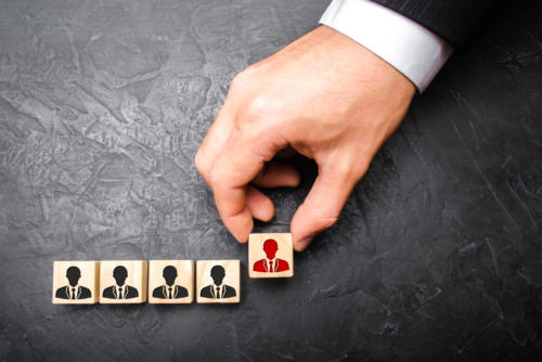 What is executive search?