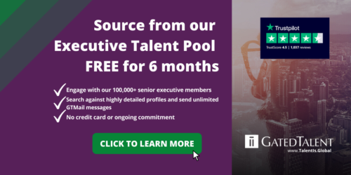Retained Search Firms - Access GatedTalent for free!