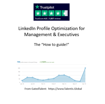 LinkedIn Profile Optimization - On Demand!