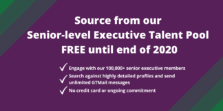 GatedTalent Free For Executive Search Firms Until End of 2020
